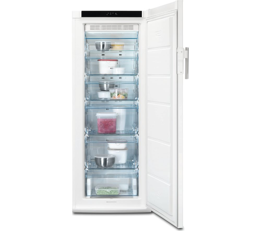 AEG  A72020GNW0 Tall Freezer - White, White
