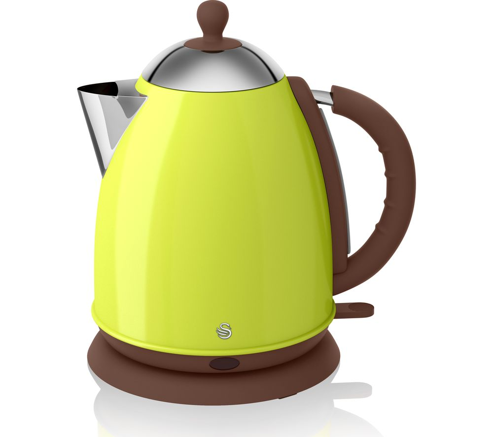 Buy Swan Sk261050ln Jug Kettle Lime Green Free