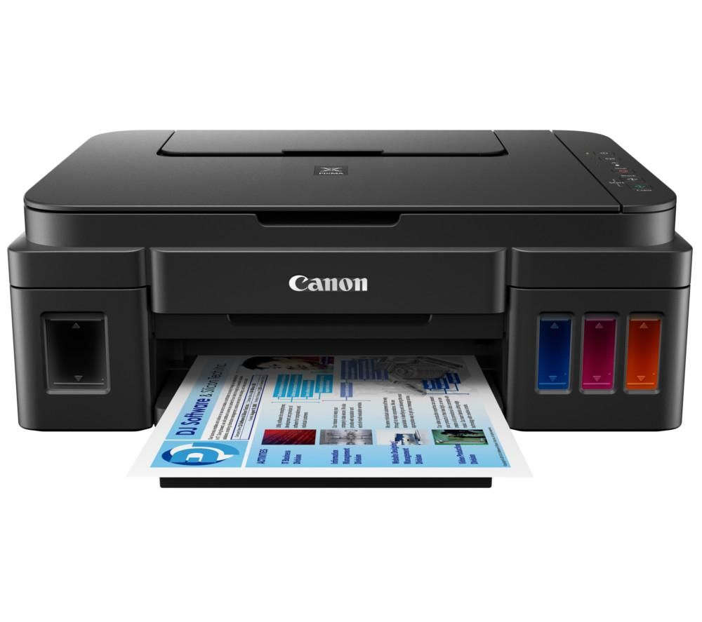 CANON PIXMA G3500 All-in-One Wireless Inkjet Printer