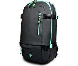 "PORT DESIGNS Arokh BP-1 15.6"" Laptop Backpack - Black & Blue"