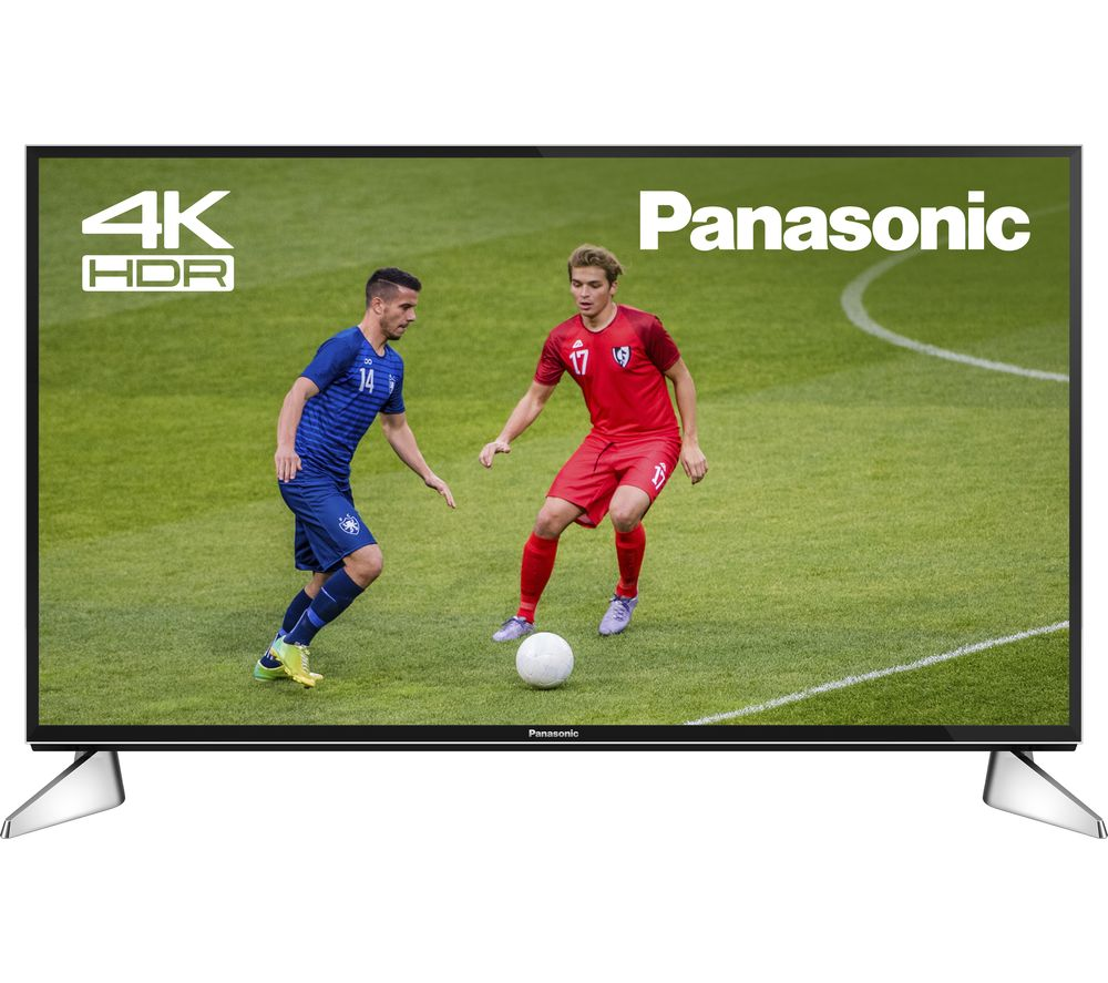 "PANASONIC TX-40EX600B 40"" Smart 4K Ultra HD HDR LED TV + SFLEZ14 Medium to Large Fixed TV Bracket"