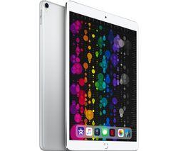 "APPLE 10.5"" iPad Pro Cellular - 64 GB, Silver (2017)"