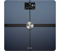 NOKIA Body+ WS-45 Body Composition Smart Scale - Black