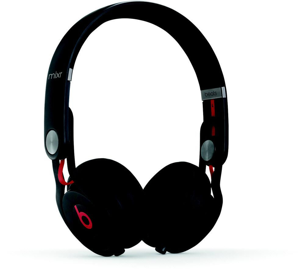 BEATS BY DR DRE Mixr High Performance Professional Headphones - Black