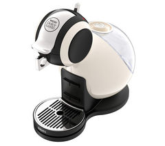 KRUPS Dolce Gusto Melody 3 Hot Drinks Machine - Ivory