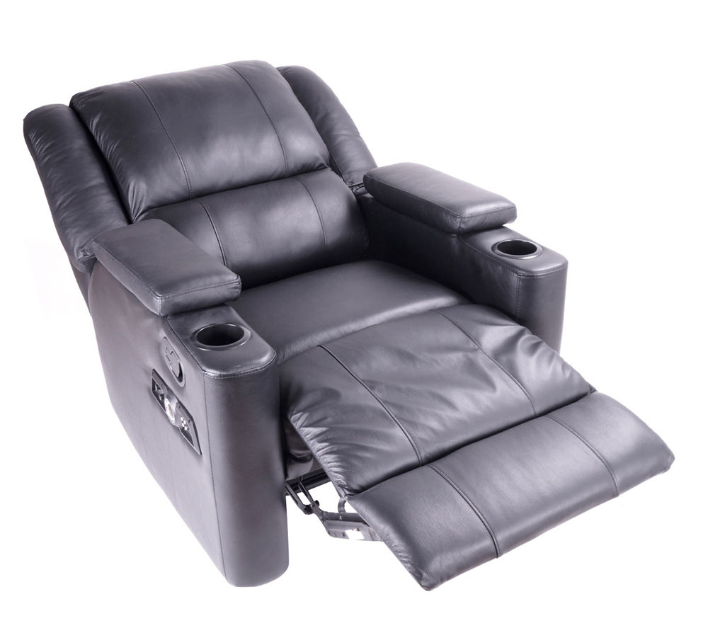 Buy X-ROCKER Commissioner Gaming Chair – Black   Free Delivery   Currys