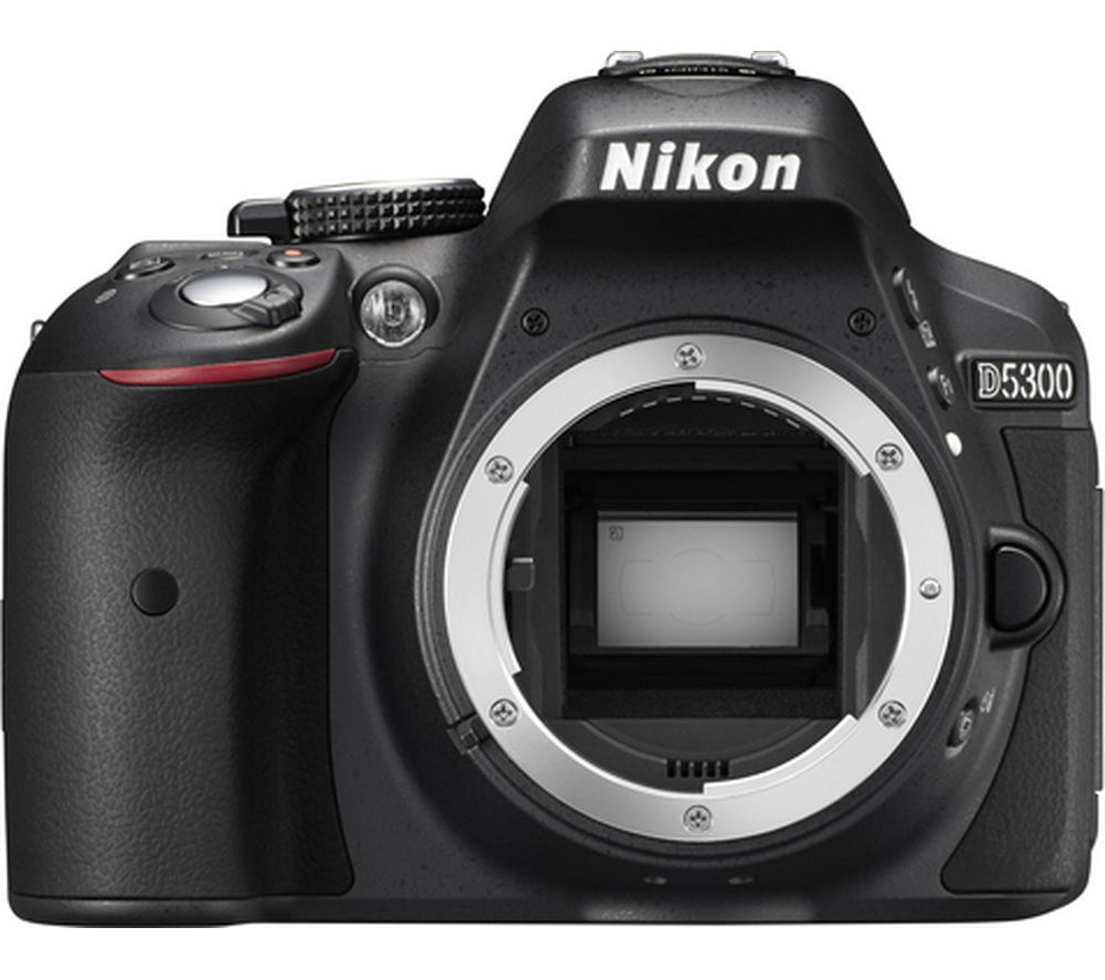 NIKON D5300 DSLR Camera - Body Only
