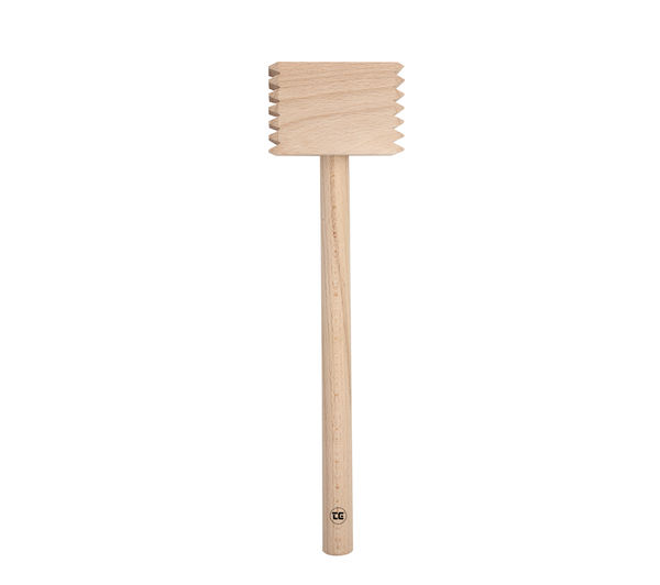 T&G WOODWARE 6133 Meat Hammer - Beech