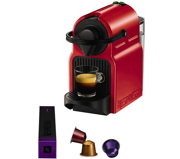 buy krups xn100540 nespresso inissia espresso machine. Black Bedroom Furniture Sets. Home Design Ideas