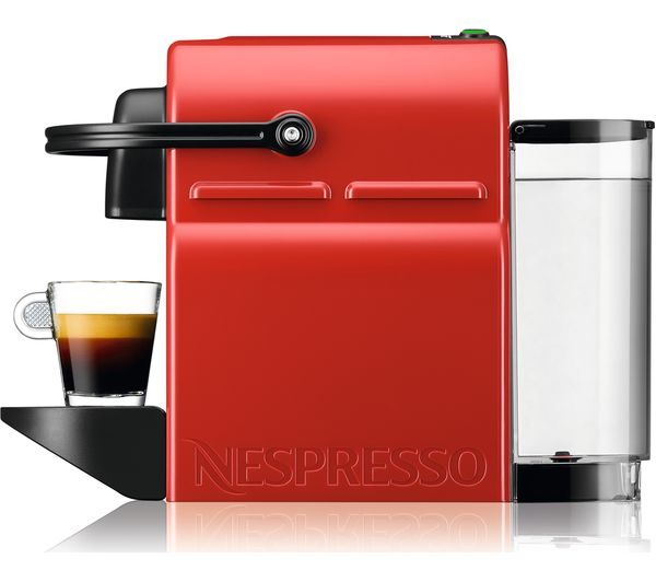 buy nespresso by krups inissia xn100540 coffee machine. Black Bedroom Furniture Sets. Home Design Ideas