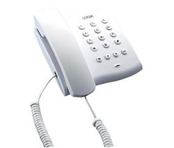 LOGIK L02CTEL10 Corded Phone