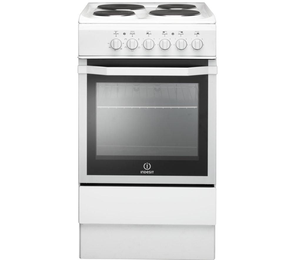 INDESIT I5ESHW Electric Cooker - White
