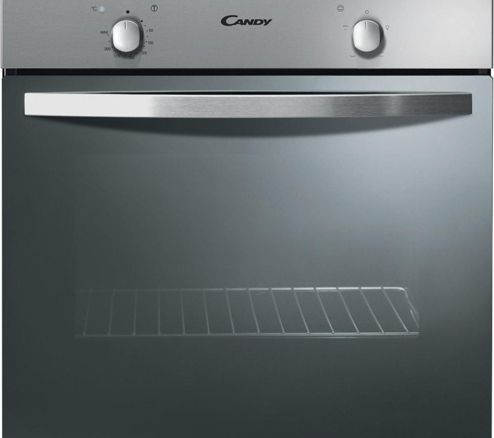 CANDY FST201/6X Electric Built-under Oven - Stainless steel