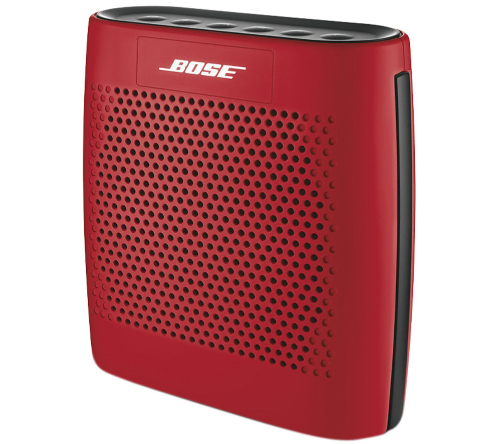 BOSE SoundLink Colour Portable Wireless Speaker - Red