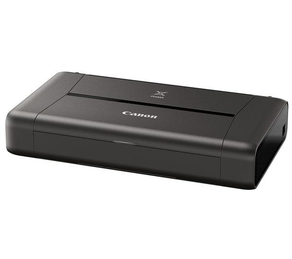 Image of CANON PIXMA iP110 Portable Wireless Inkjet Printer