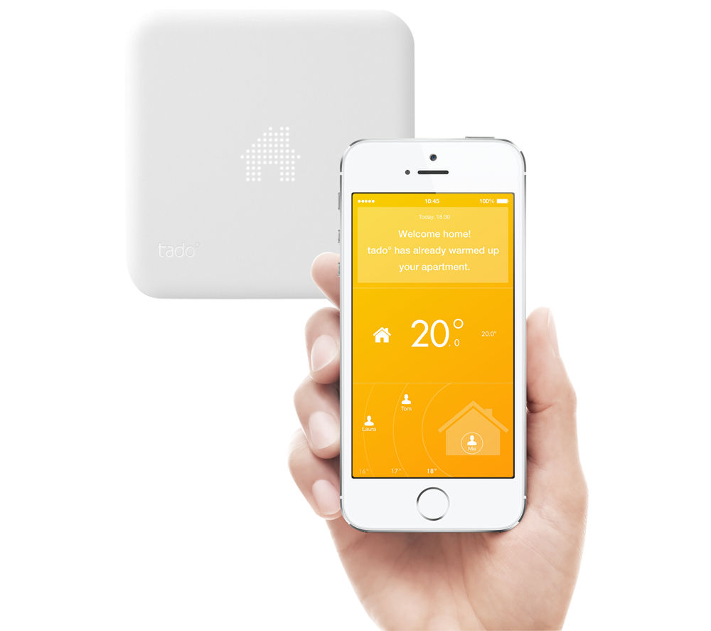 tado smart thermostat deals pc world. Black Bedroom Furniture Sets. Home Design Ideas