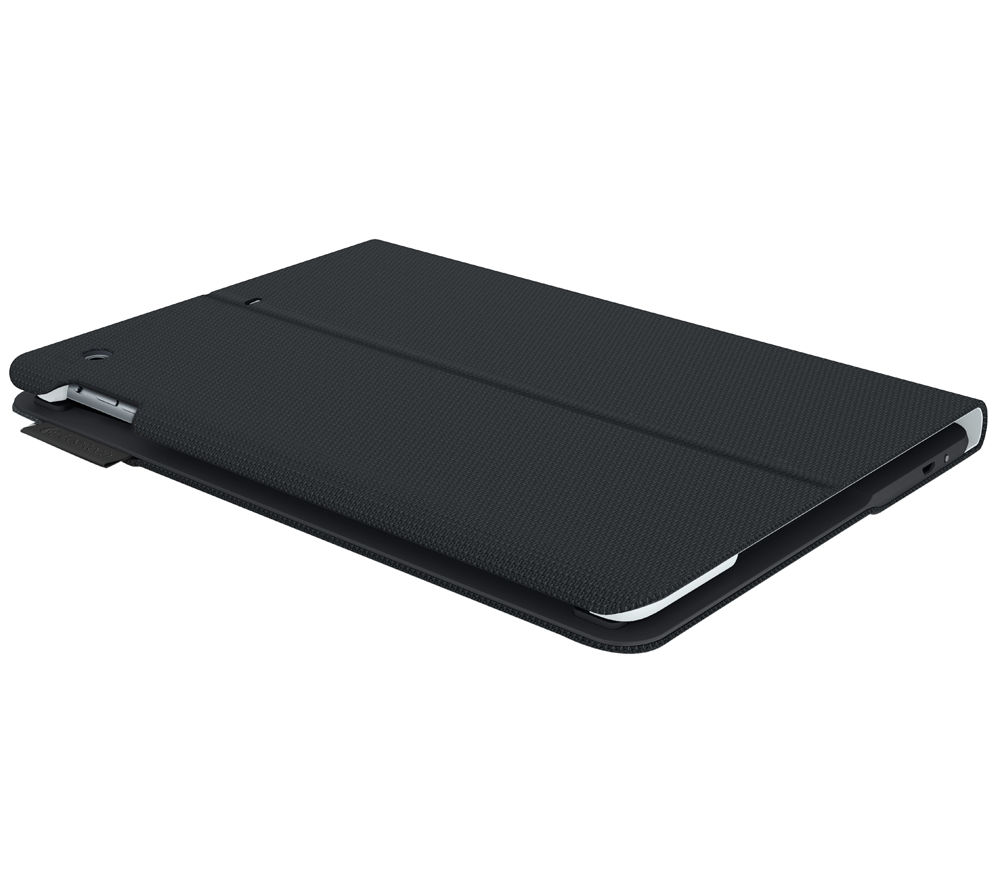 LOGITECH Type+ Keyboard Folio iPad Air Case - Black