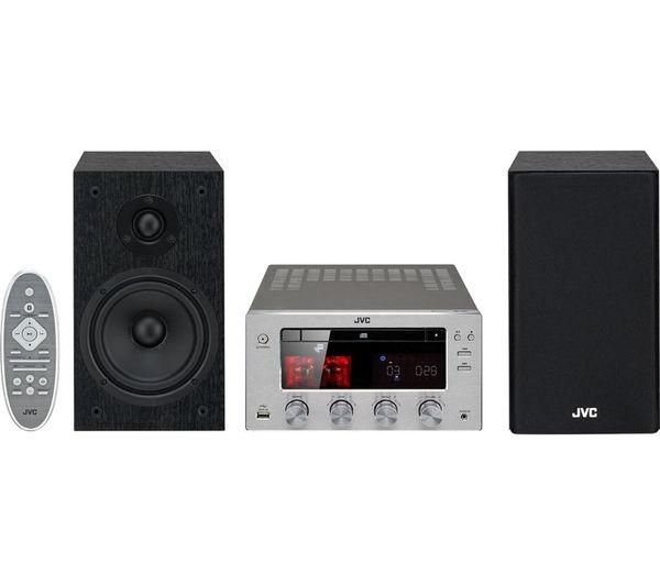 JVC Wireless Hi-Fi Sound System