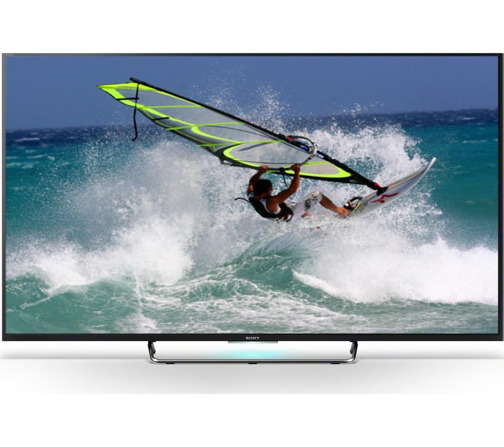 "65"" Sony BRAVIA KDL65W859CBU Smart 3D  LED TV"