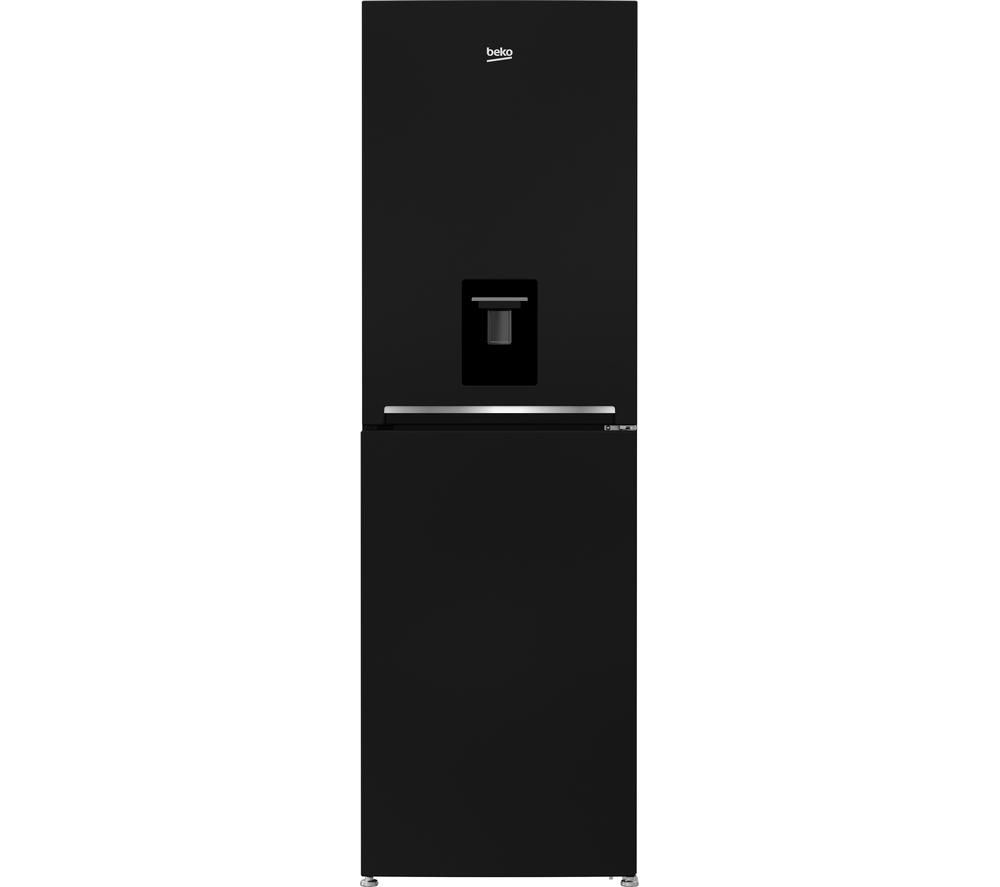 BEKO CFG1691DB Fridge Freezer - Black
