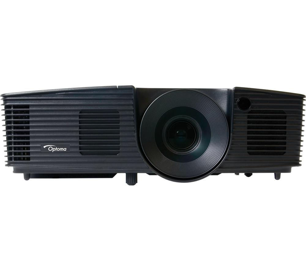 Buy optoma ds346 projector free delivery currys for Small tv projector