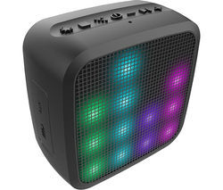 JAM Trance Mini LED Portable Wireless Speaker - Black