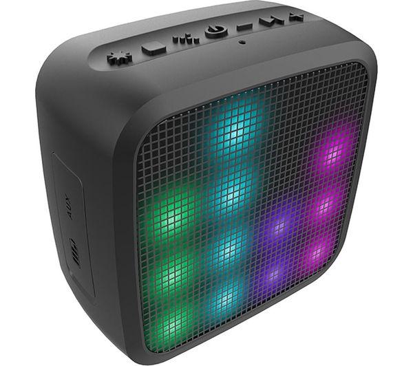 Image of JAM Trance Mini LED Portable Wireless Speaker - Black