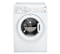 HOTPOINT WDAL8640P Washer Dryer - White
