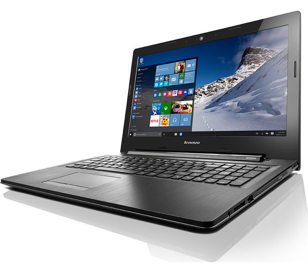 "Image of LENOVO G50 15.6"" Laptop - Silver"