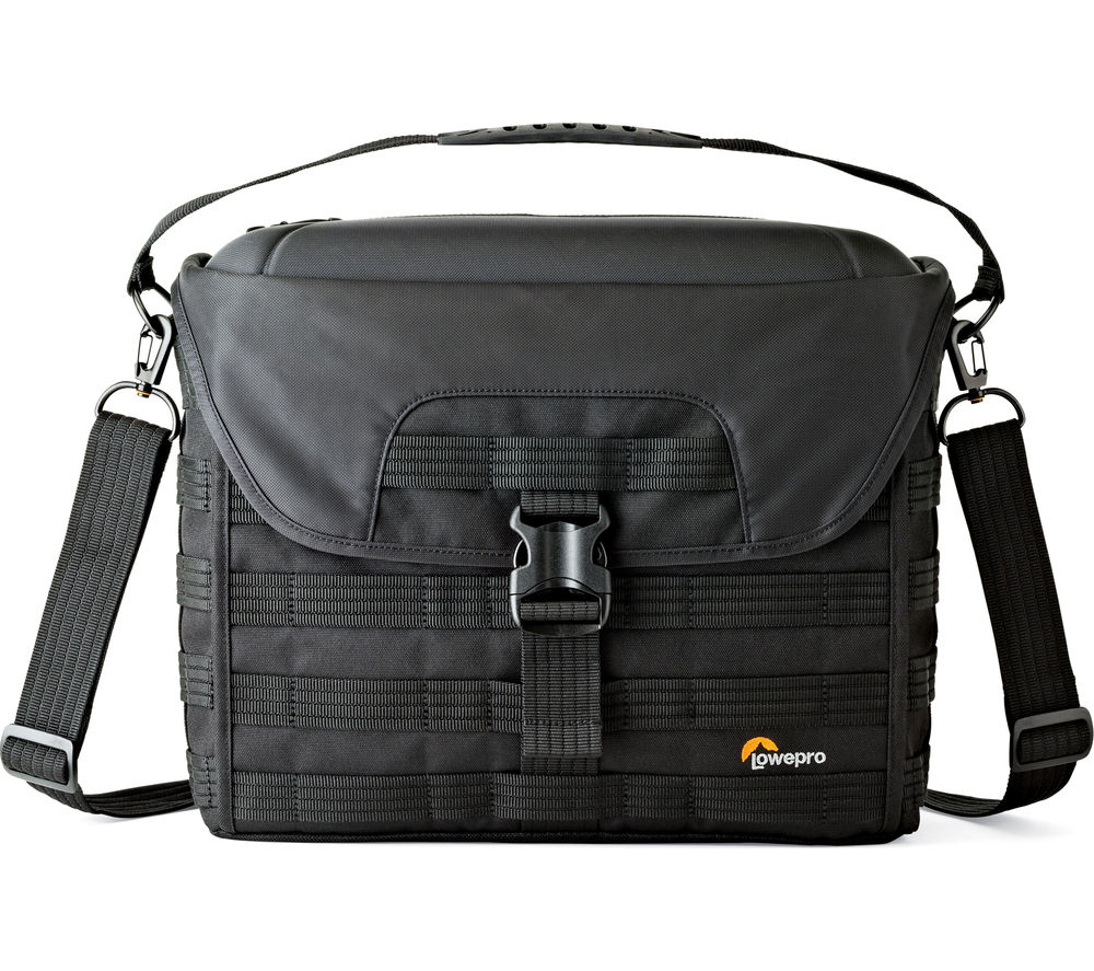 LOWEPRO ProTactic SH 200 AW DSLR Camera Bag - Black