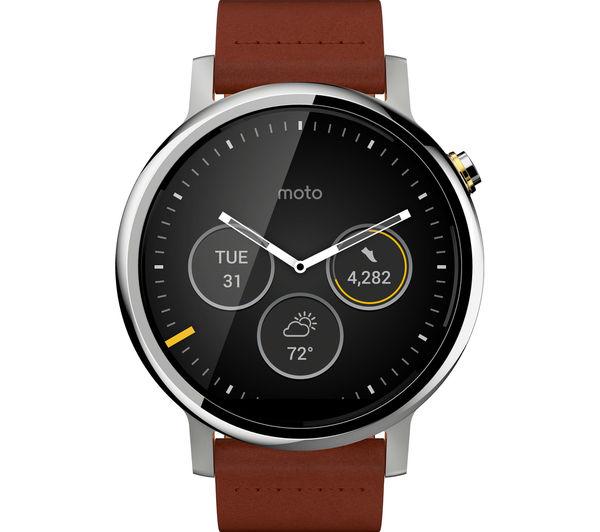 Buy MOTOROLA Moto 360 Smartwatch