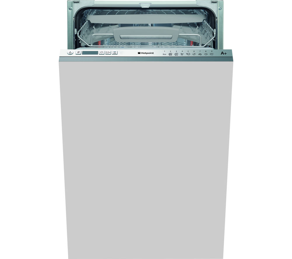 HOTPOINT LSTF9H117C Slimline Integrated Dishwasher