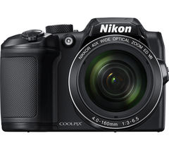 NIKON COOLPIX B500 Bridge Camera - Black