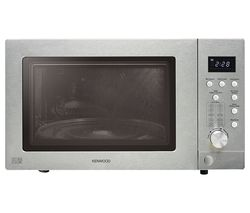 KENWOOD K25CSE16 Combination Microwave - Silver