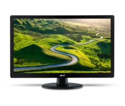 "ACER S220HQLBbid Full HD 21.5"" LED Monitor"