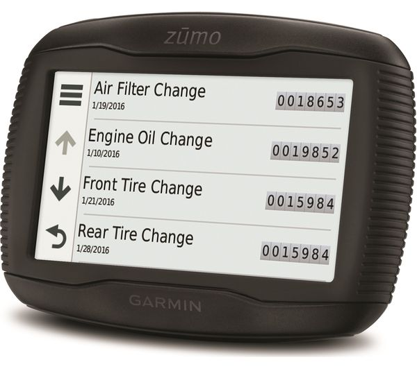buy garmin zumo 345lm we motorcycle 4 3 sat nav with uk roi western europe maps free. Black Bedroom Furniture Sets. Home Design Ideas