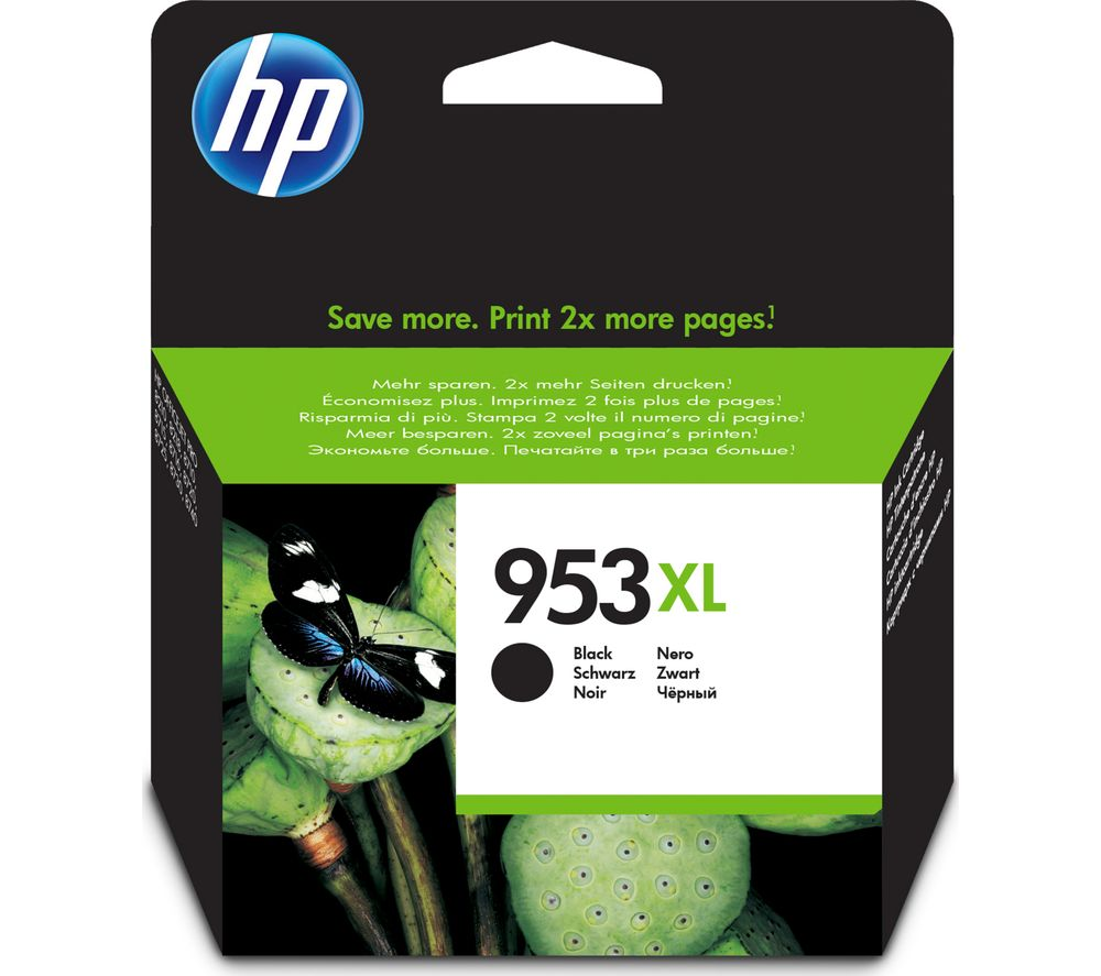 HP 953XL Black Ink Cartridge