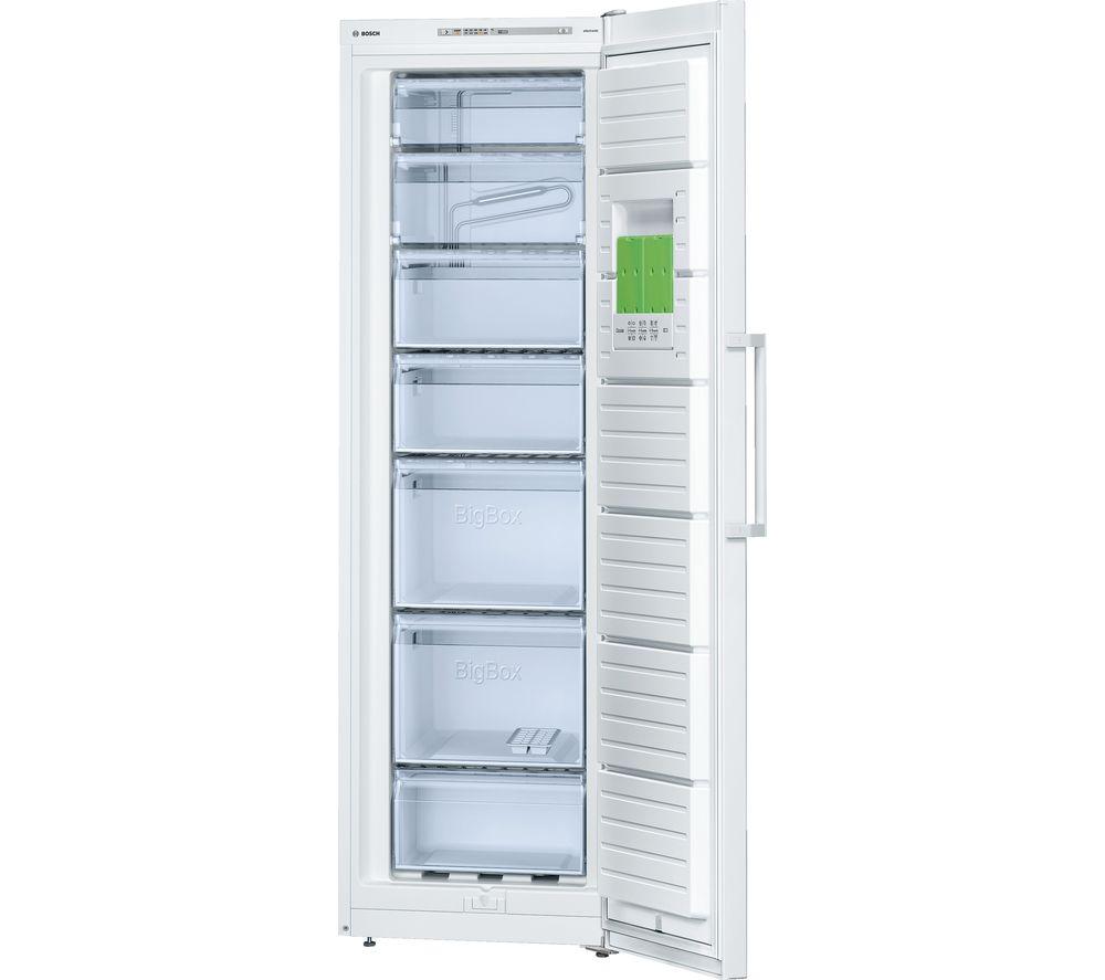 BOSCH  GSV36VW31G Tall Freezer  White White