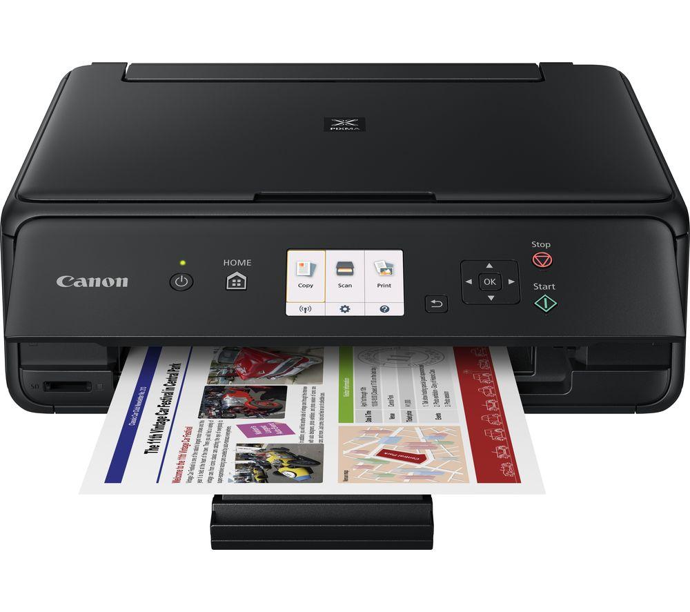 CANON PIXMA TS5050 All-in-One Wireless Inkjet Printer