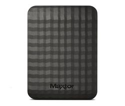 MAXTOR M3 Portable Hard Drive - 4 TB, Black