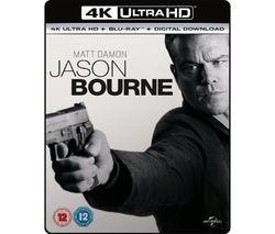 UNIVERSAL Jason Bourne UHD