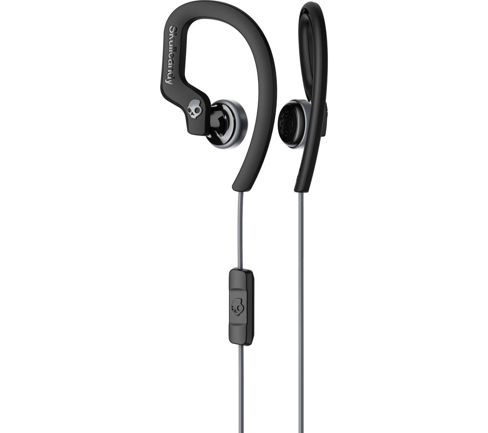SKULLCANDY Chops Flex Headphones  Black Black
