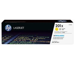 HP 201X Yellow Toner Cartridge