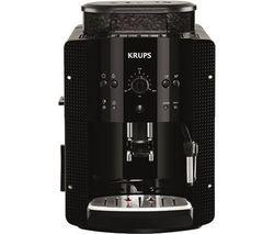 KRUPS Espresseria EA8108 Bean to Cup Coffee Machine - Black