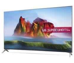 """LG 49SJ800V 49"""" Smart 4K Ultra HD HDR LED TV"""