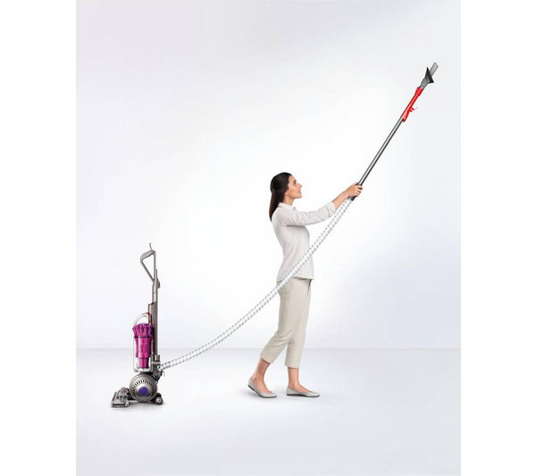 how to clean dyson dc40 clear bin