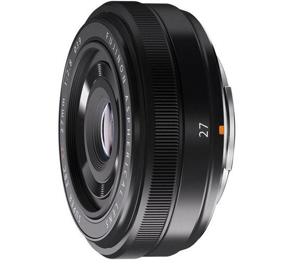 Image of FUJIFILM FUJINON XF 27 mm f/2.8 Pancake Lens