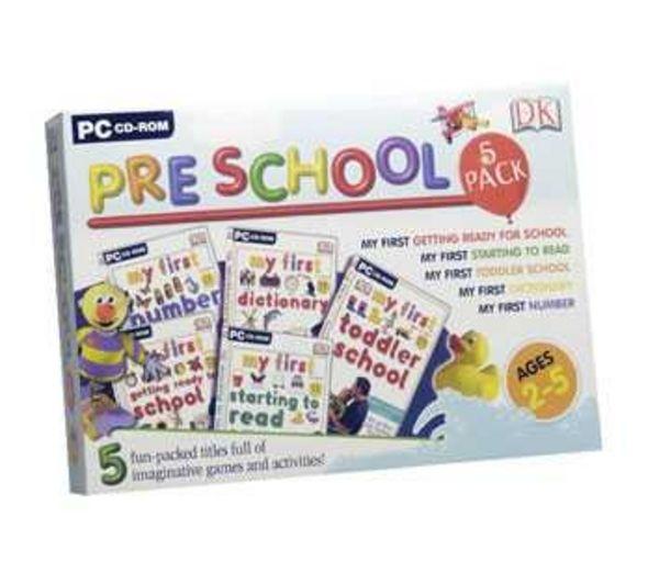 DK Pre-school Pack