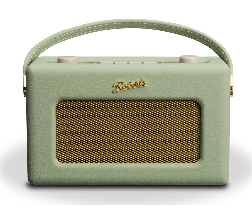 ROBERTS Revival RD60 Portable DAB Radio - Leaf