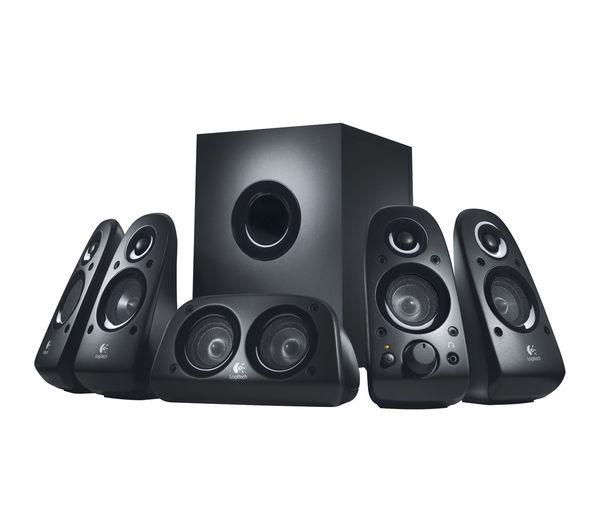 Logitech Z506 5.1 Ch Speakers